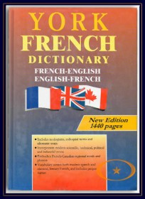 York English – French Bilingual French – English